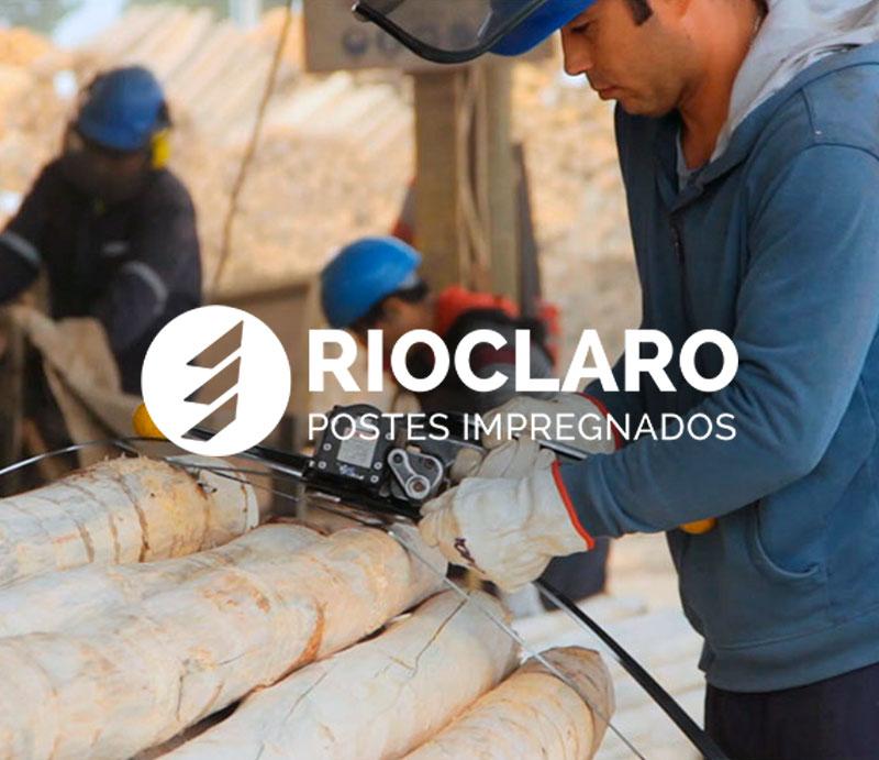comercializacion de postes de madera